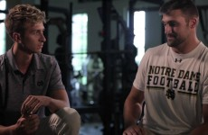 Inside Notre Dame Football – Texas 2015