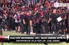 MW Football Players of the Week 1