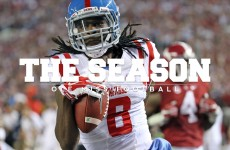 The Season : Ole Miss Football 2015 – Alabama