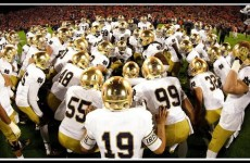 Clemson vs Notre Dame 2015