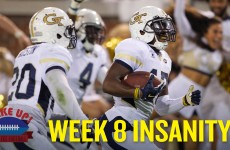 Florida State shocker, USC dominance highlight terrific Week 8