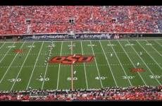 Oklahoma State vs Kansas State 2015