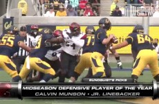 Ted's Midseason Report – Defensive Player of the Year