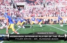 Ted's Midseason Report – Offensive Player of the Year