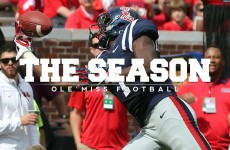 The Season : Ole Miss Football 2015 – New Mexico State