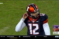Highlights : Illinois vs Northwestern 2015