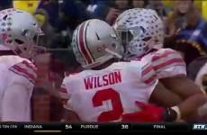 Highlights : Michigan vs Ohio State 2015