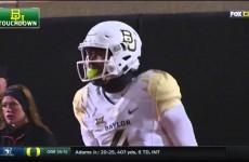 Highlights : Oklahoma State vs Baylor 2015