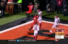 Highlights : Oklahoma State vs Oklahoma 2015