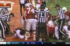 Highlights : Texas vs Texas Tech 2015