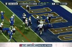 Highlights : Tulsa vs Navy 2015