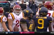 Highlights : West Virginia vs Iowa State 2015