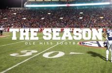The Season : Ole Miss 2015 – Arkansas