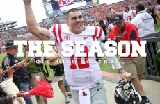 The Season : Ole Miss 2015 – Auburn