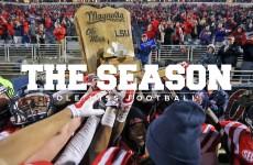 The Season : Ole Miss 2015 – LSU