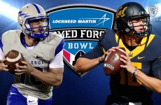 Armed Forces Bowl 2015 preview: Cal and Air Force a battle of opposite offenses