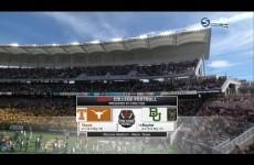 Baylor vs Texas 2015