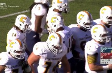 FCS Second Round : Chattanooga vs Jacksonville State 2015