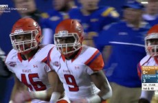 FCS Second Round : Sam Houston State vs McNeese State 2015
