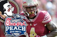 Florida State Chick-fil-A Peach Bowl Hype Video 2015
