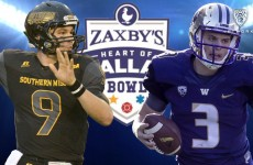 Heart of Dallas Bowl 2015 preview: Washington will play Southern Miss