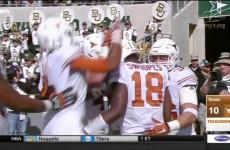 Highlights : Baylor vs Texas 2015