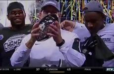 Highlights : Michigan State vs Iowa – Big Ten Championship Game 2015