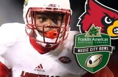 Louisville Music City Bowl Hype Video 2015