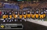 Michigan State vs Iowa – Big Ten Championship Game 2015