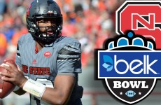 NC State To Belk Bowl: Wolfpack's 2015 Defining Moment