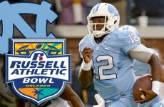 North Carolina Russell Athletic Bowl Hype Video 2015