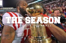 The Season : Ole Miss 2015 – Mississippi State