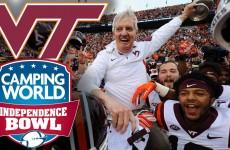 Virginia Tech To Independence Bowl: Hokies' 2015 Defining Moment