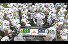 Alama Bowl : Oregon vs Texas Christian 2016