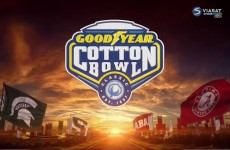 Cotton Bowl : Alabama vs Michigan State 2015