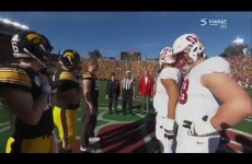 Rose Bowl : Iowa vs Stanford 2015