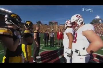 Rose Bowl : Iowa vs Stanford 2015