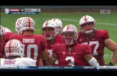 Spring Game : Stanford 2016