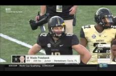 Spring Game : Vanderbilt 2016