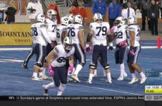 Boise State vs Brigham Young 2016