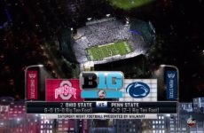 Penn State vs Ohio State 2016