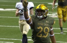 Inside Notre Dame 2016 : Army