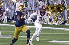 Inside Notre Dame 2016 : Virginia Tech