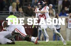 The Season : Ole Miss 2016 – Texas A&M