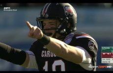 Birmingham Bowl : South Carolina vs South Florida 2016