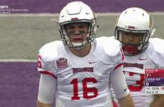 FCS First Round : Central Arkansas vs Illinois State 2016