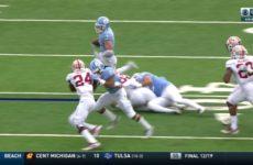 Sun Bowl : North Carolina vs Stanford 2016
