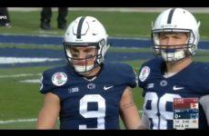 Rose Bowl : Penn State vs USC 2016
