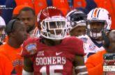 Sugar Bowl : Auburn vs Oklahoma 2016